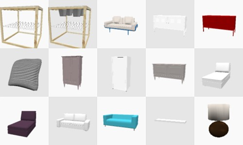 Sweet Home 3D – Importing 3D furniture models - YouTube