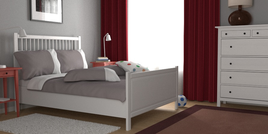 bedroom_daylight_scene