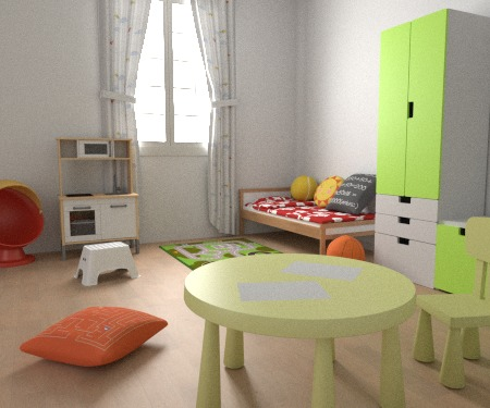195 children s ikea models for sweet home 3d 3deshop by scopia. Black Bedroom Furniture Sets. Home Design Ideas
