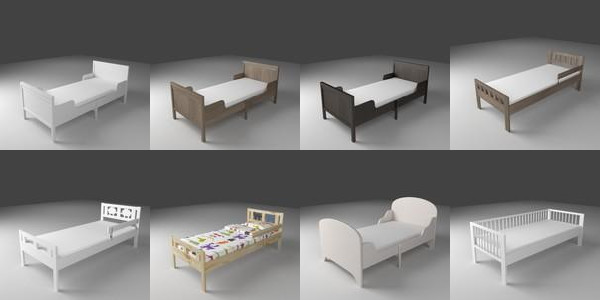 195 Children S Ikea Models For Sweet Home 3d 3deshop By