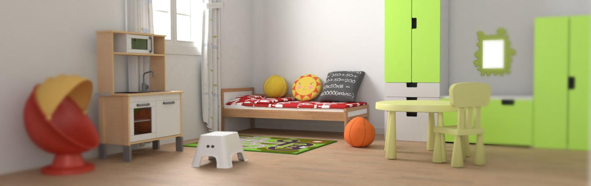 Ikea Models For Sweet Home